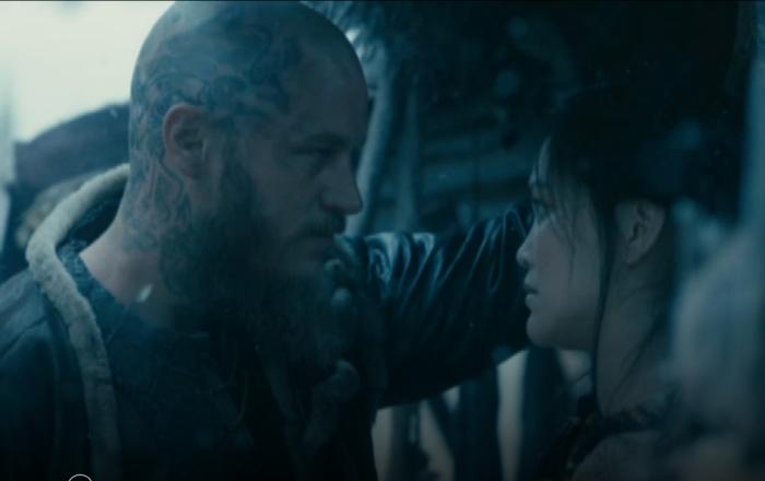 Ragnar and Yidu Vikings