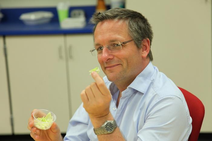 Michael Mosley small meals