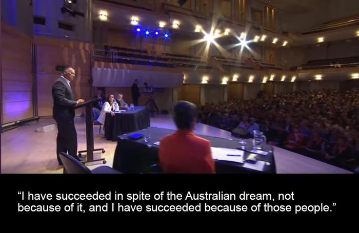 stan grant racism debate success dream