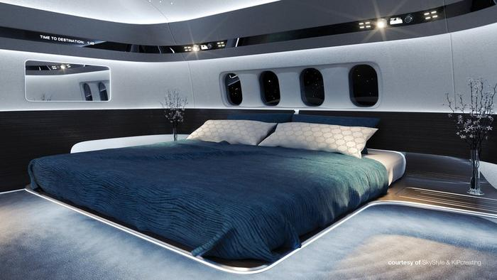 737 Max Bed
