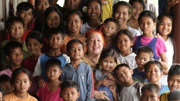 Geraldine Cox: 'Big Mum' on search for heir to Cambodian orphanage