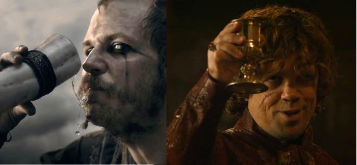 Floki vs Tyrion Lannister