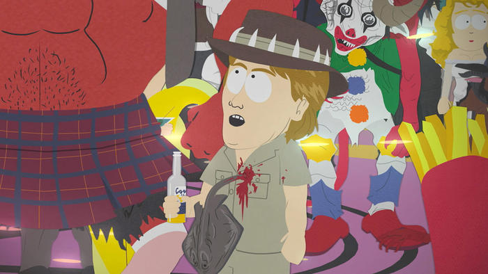 List of south park characters who lost virginity final, sorry