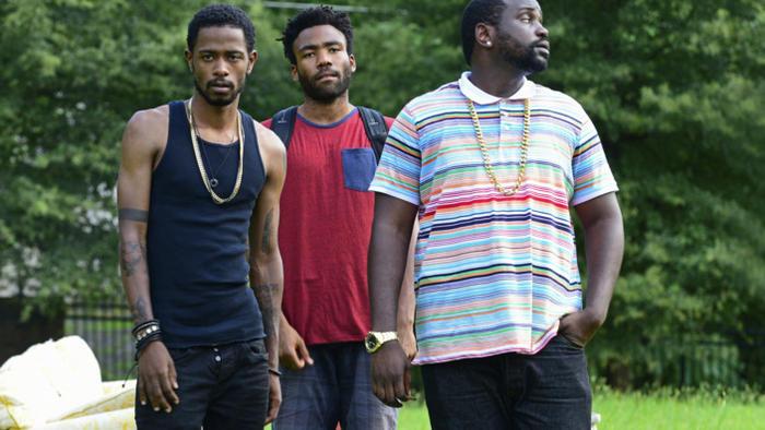Atlanta - Earn, Darius, and Paper Boi