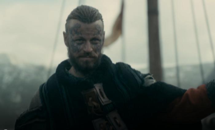 King Harald Finehair Vikings