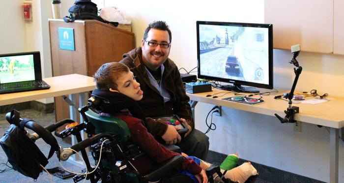 AbleGamers gaming disability