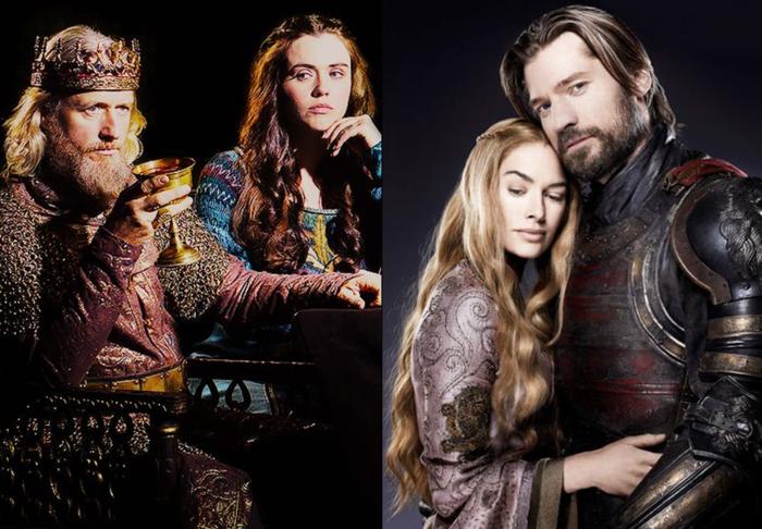 Ecbert & Judith vs Jaime & Cersei Lannister