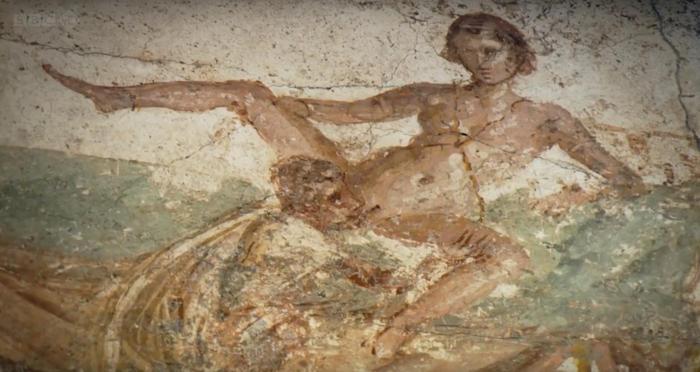 Sex in herodium and pompeii