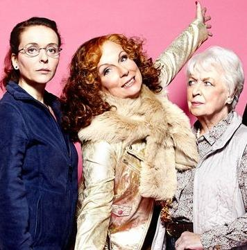 The Monsoons (Absolutely Fabulous)