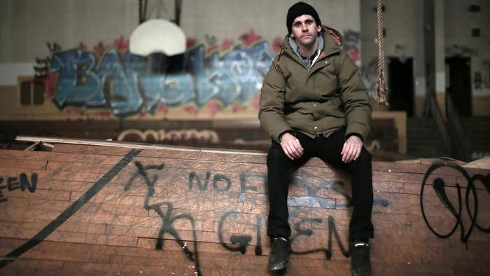 Rick McCrank Abandoned