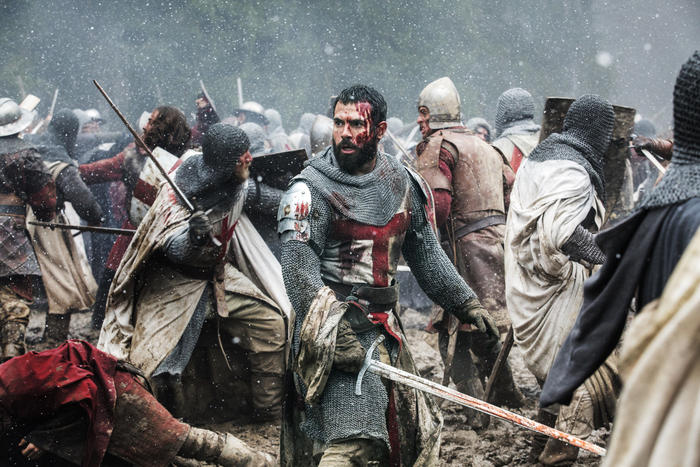 Separating fact from fiction in 'Knightfall' | Guide