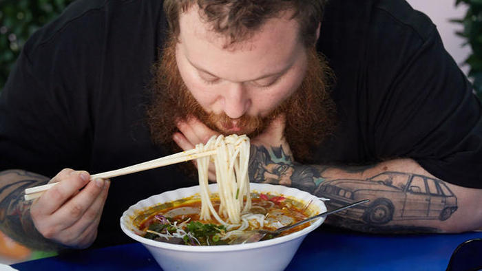 Action Bronson F*** That's Delicious