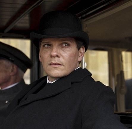 Alex Green in Downton Abbey