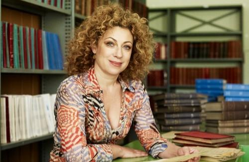 Alex Kingston Who Do You Think You Are