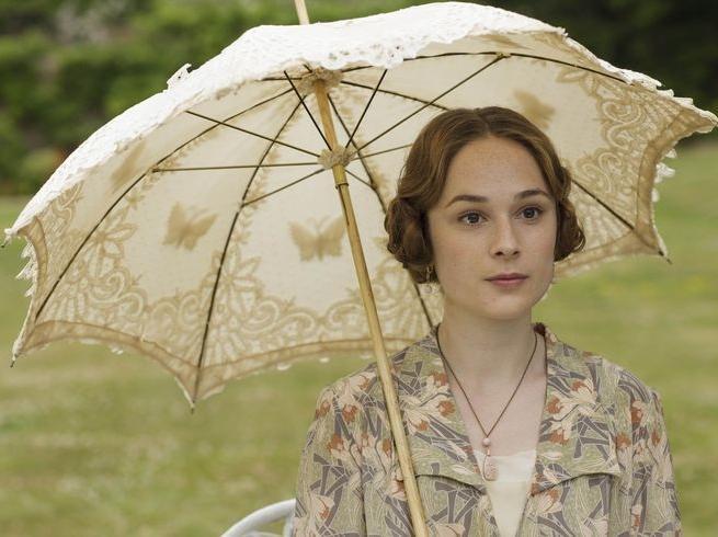 Amelia Cruikshank in Downton Abbey