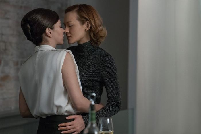 The Girlfriend Experience season 2, Erica Myles, Anna Friel, Anna Greenwald, Louisa Krause