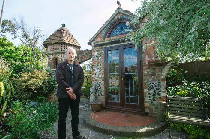 George Clarke Shed of the Year, archway shed