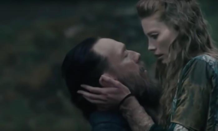 Aslaug and The Wanderer Harbard