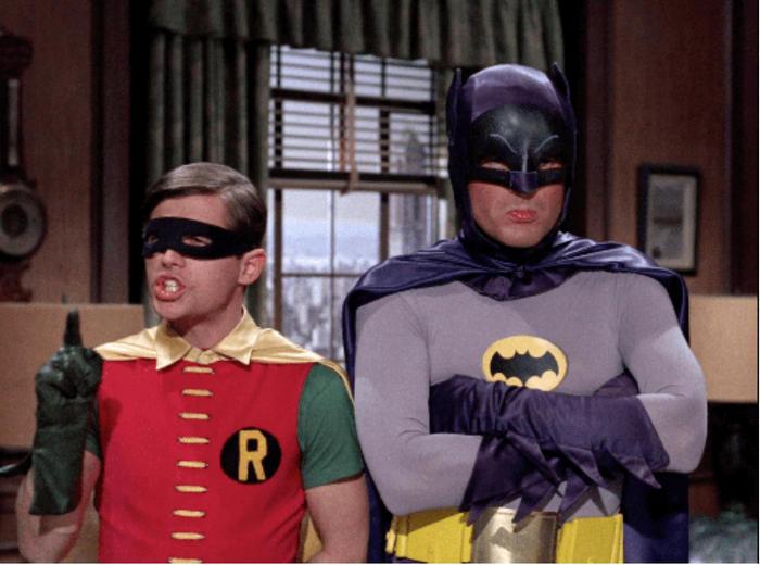 Batman': behind the tights | Guide