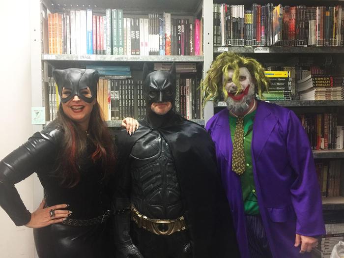 Batman Wedding