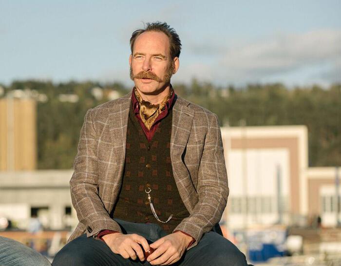 Kyrre Haugen Sydness in Beforeigners