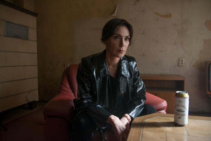 michelle forbes berlin station