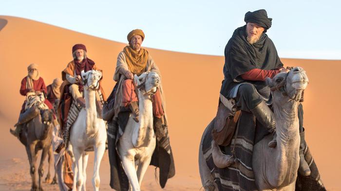 Vikings camels