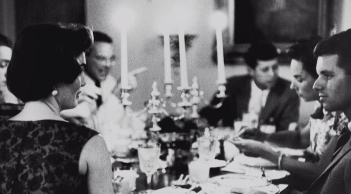 The Kennedys, Jackie Kennedy, Bobby Kennedy