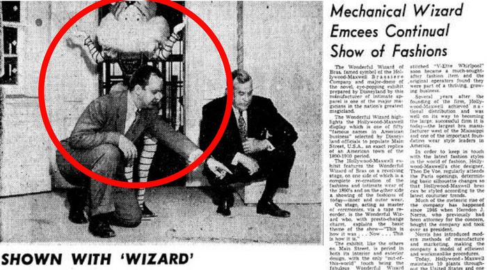 39ed547a748d6 Here s the weirdest stuff you didn t know about Walt Disney