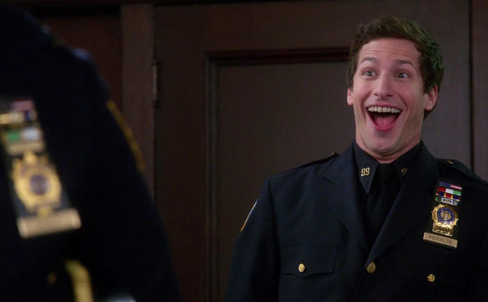 Brooklyn Nine-Nine Jake