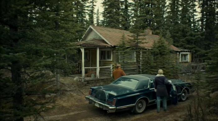 fargo cabin