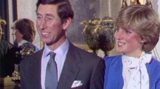 Princess Diana Prince Charles And Di Are Asked About Being In Love The Formers Answer Is Legendary