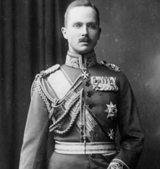 The Duke of Coburg