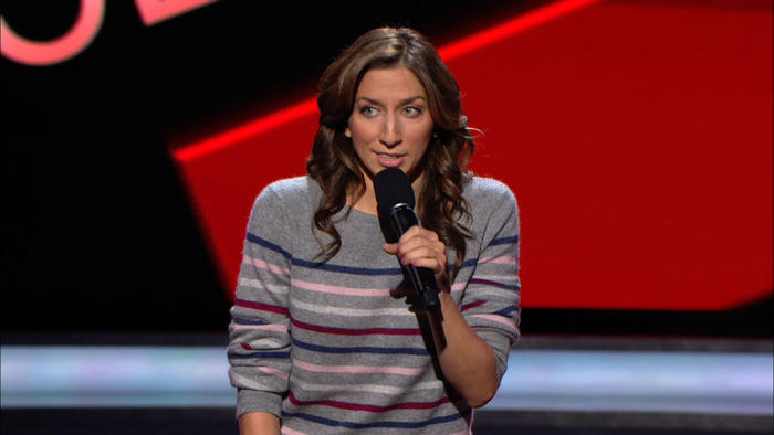 Chelsea Peretti stand-up