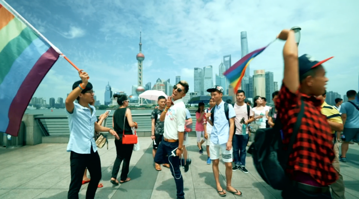 The Naked Truth: China  Queer