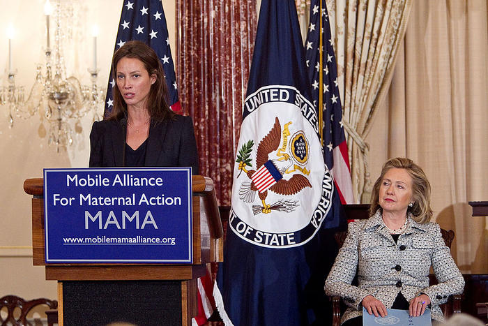 Mobile Alliance For Maternal Action Unveiling