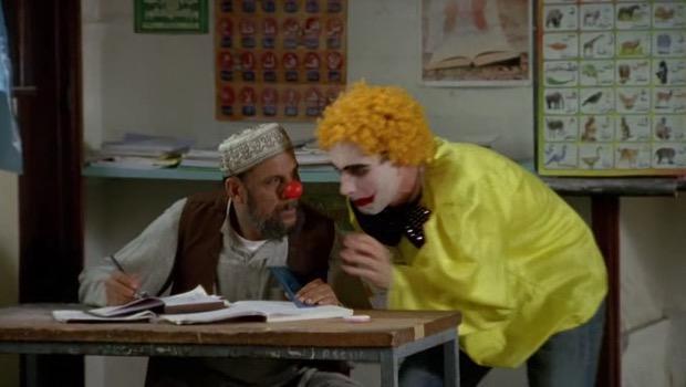 Kaboul Kitchen clown