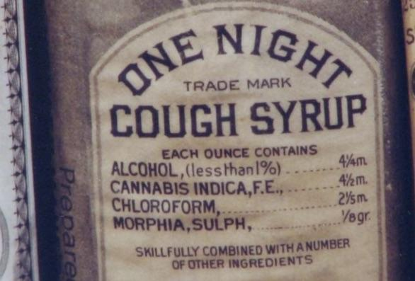 one night cough syrup