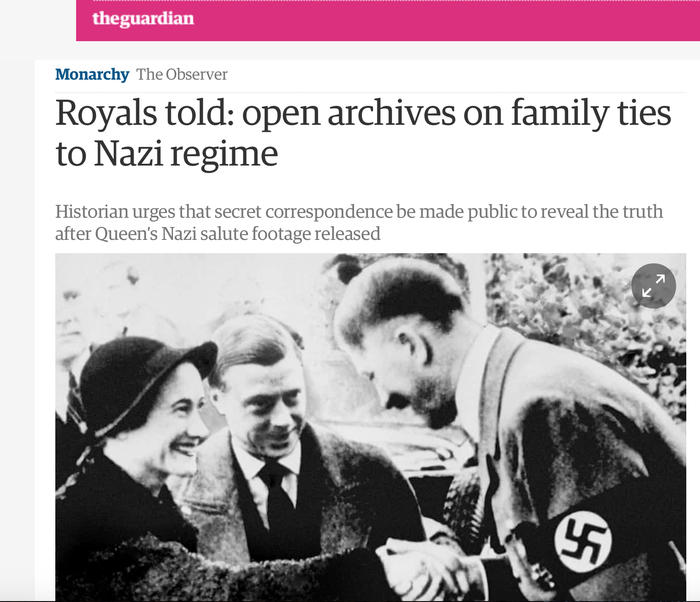 Royal archives