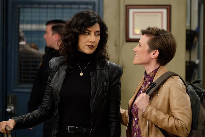 Brooklyn Nine-Nine - Season 6, Stephanie Beatriz, Cameron Esposito