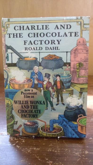 Charlie and the Chocolate Factory, Roald Dahl, Secrets of the Chocolate Factory: Inside Cadbury