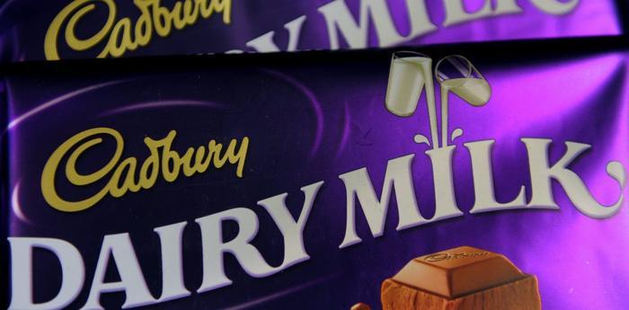 Secrets of the Chocolate Factory: Inside Cadbury, dairy milk bar