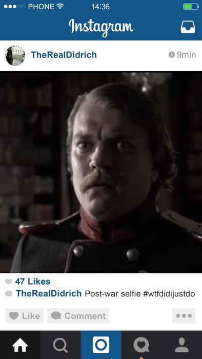 1864 Denmark's War Instagram Didrich