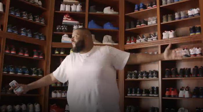 dj khaled sneakers noisey
