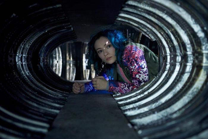 Dark Matter - Season 1, Jodelle Ferland