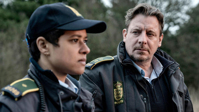DNA season 1, Olivia Joof Lewerissa, Anders W. Berthelsen