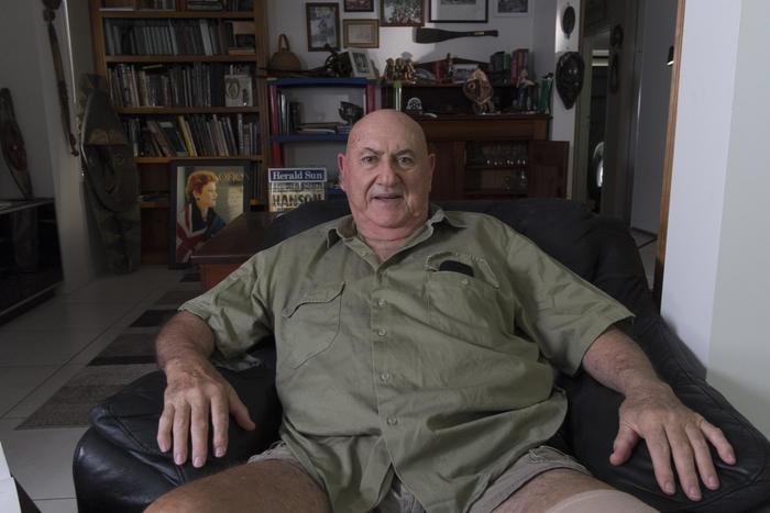 Pauline Hanson's original spin doctor John Pasquarelli