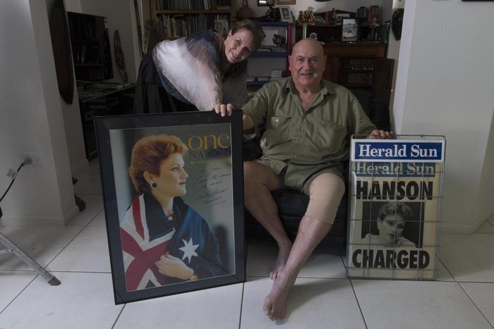 'Pauline Hanson