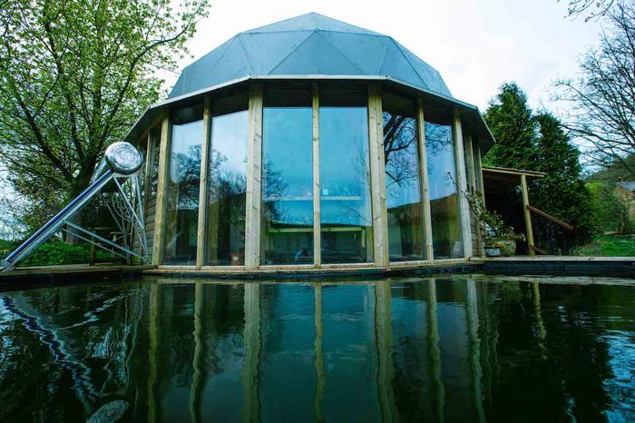 George Clarke Shed of the Year, Eco Dome shed