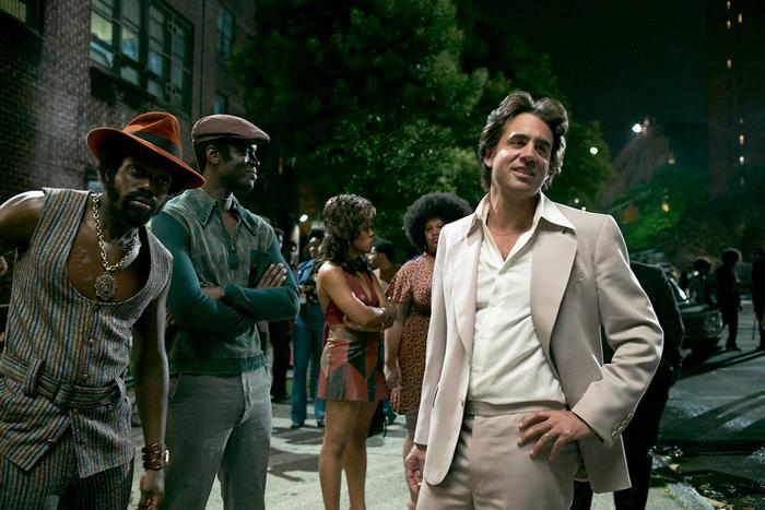 Bobby Cannavale as Richie Finestra gets groovy in Vinyl.
